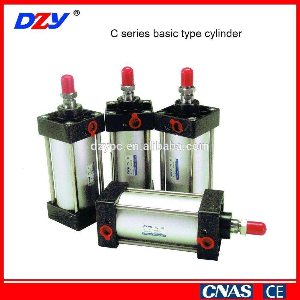 QGBQ Series 100x100 Standard Pneumatic cylinder/iso standard cylinder