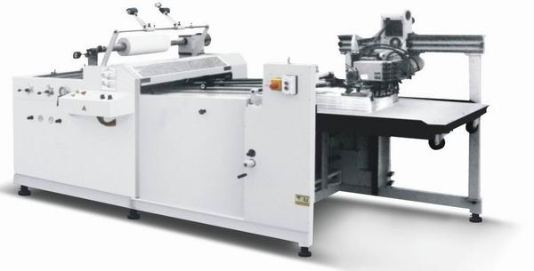 AUTOMATIC LAMINATING MACHINE model YFMD-800/1000
