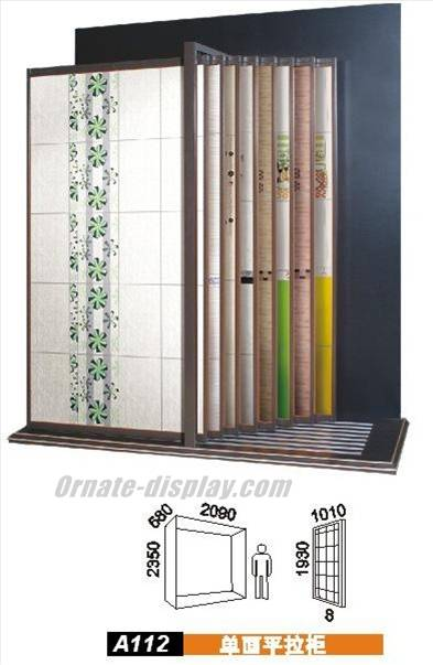 Tile Display Rack