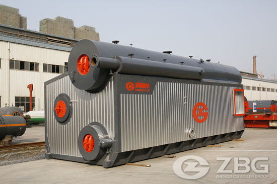 SZS gas & oil hot water boiler