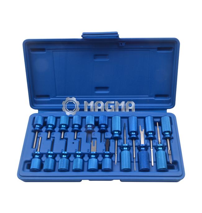 19 PCS Terminal Tool Kit Garage Tools (MG50932)