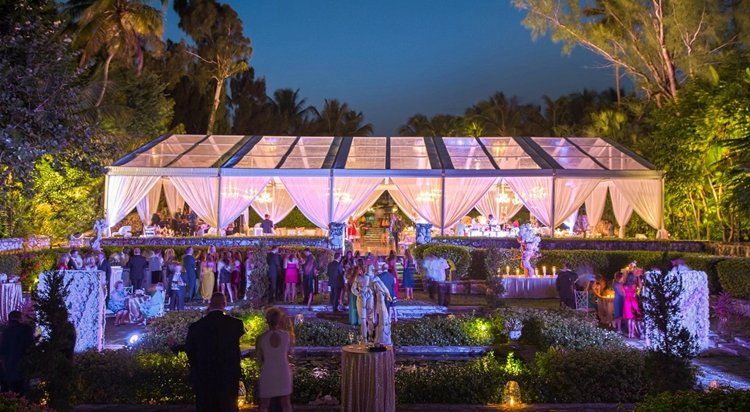 Luxury Big Marquee Tent / Transparent Wedding Tent / Outdoor Event Party Tent