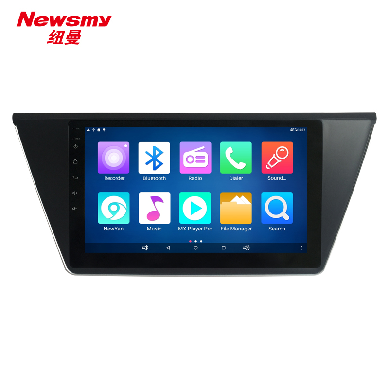 NM7108-H-H0 VW Touran 2016 canbus Newsmy CarPad4 head unit Android 5.0 with Newyan APP