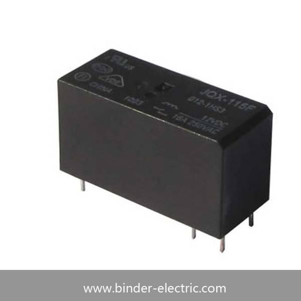 BRG2RL(JQX-115F) 16A,12A,8A Miniature PCB relay