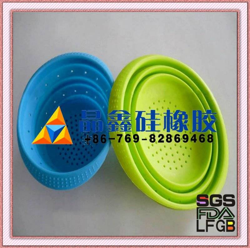silicone fruit bowls