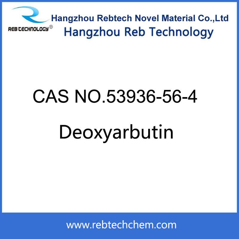 REBTECH Deoxyarbutin CAS NO.53936-56-4 manufacturer