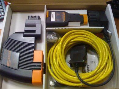 2011 BMW ICOM scanner