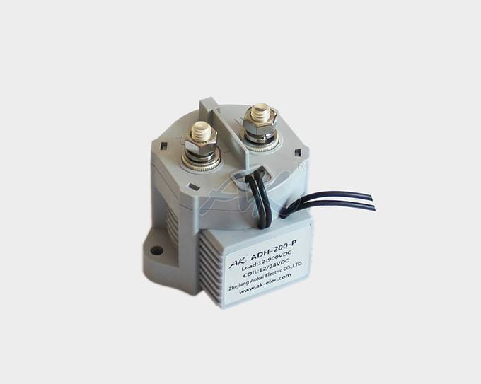electric automobile 200A 12v high voltage DC RELAY
