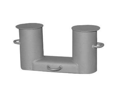 DIN82607 Double Bitts Bollard