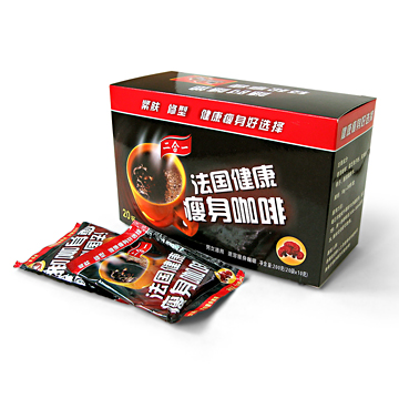 Weight body Loss France Slimming Coffee