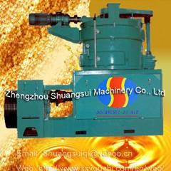 Sunflower seed screw cold press machine