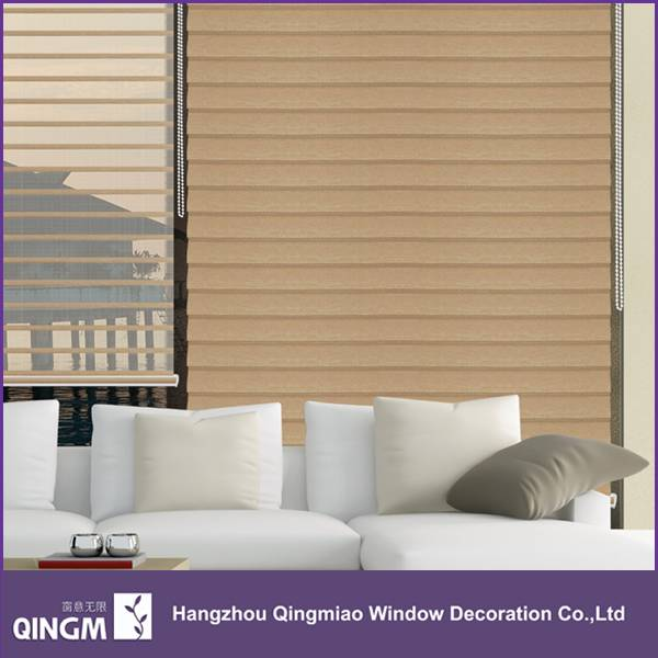 2015 New Designer Luxury Linnet Shangri-la Blinds Window Blind Design For Living Room