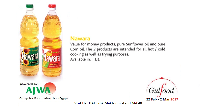 Nawara sunflower oil & Corn oil