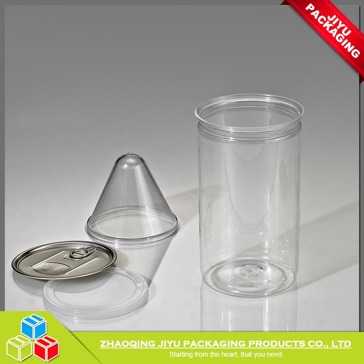 401#1200ml accept custom order pet food plastic box cans