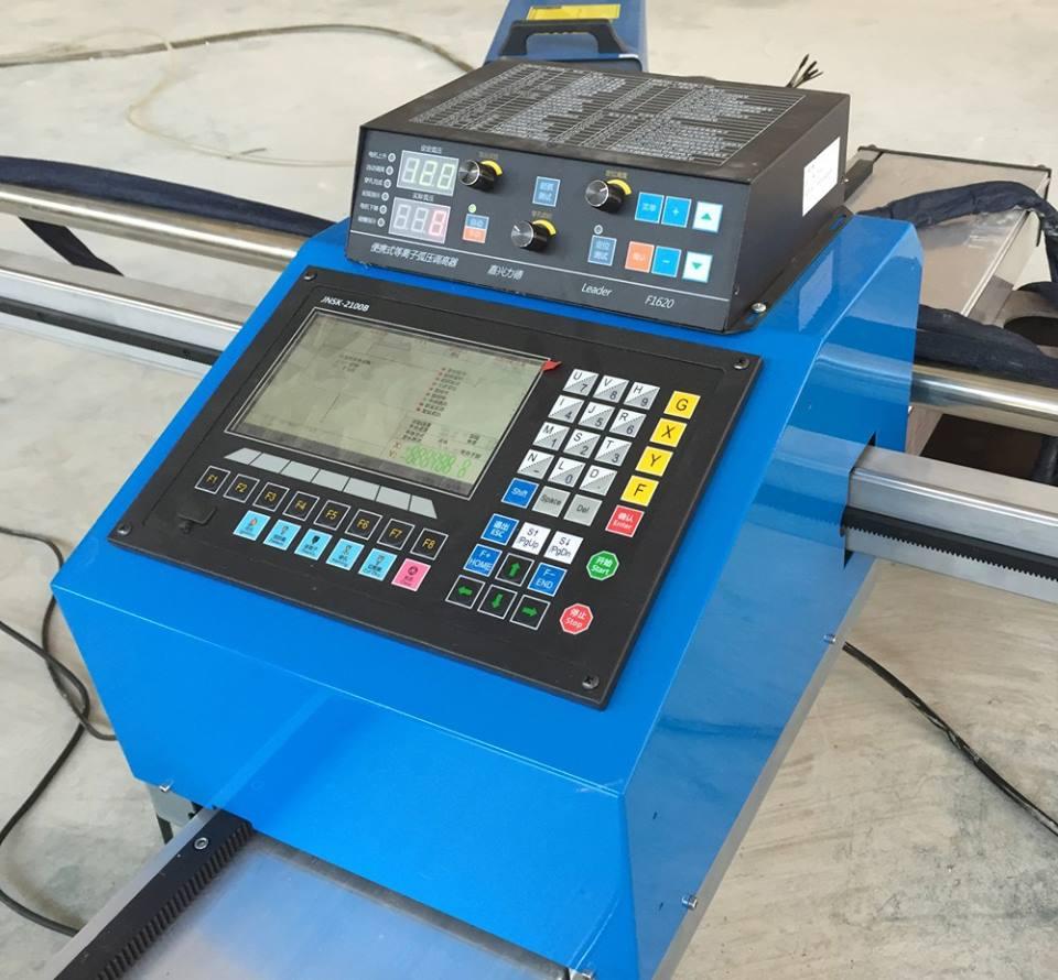 Portable cnc gas plasma cutting machine 1530
