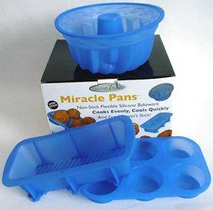 Non-stick Flexible Silicone Bakeware