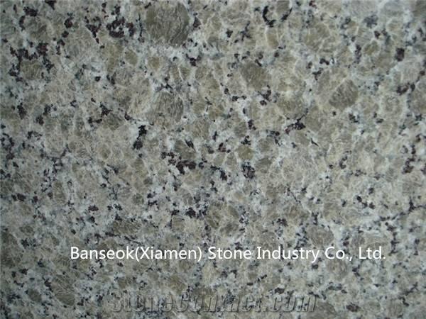 China Butterfly Yellow Granite, China Yellow Granite