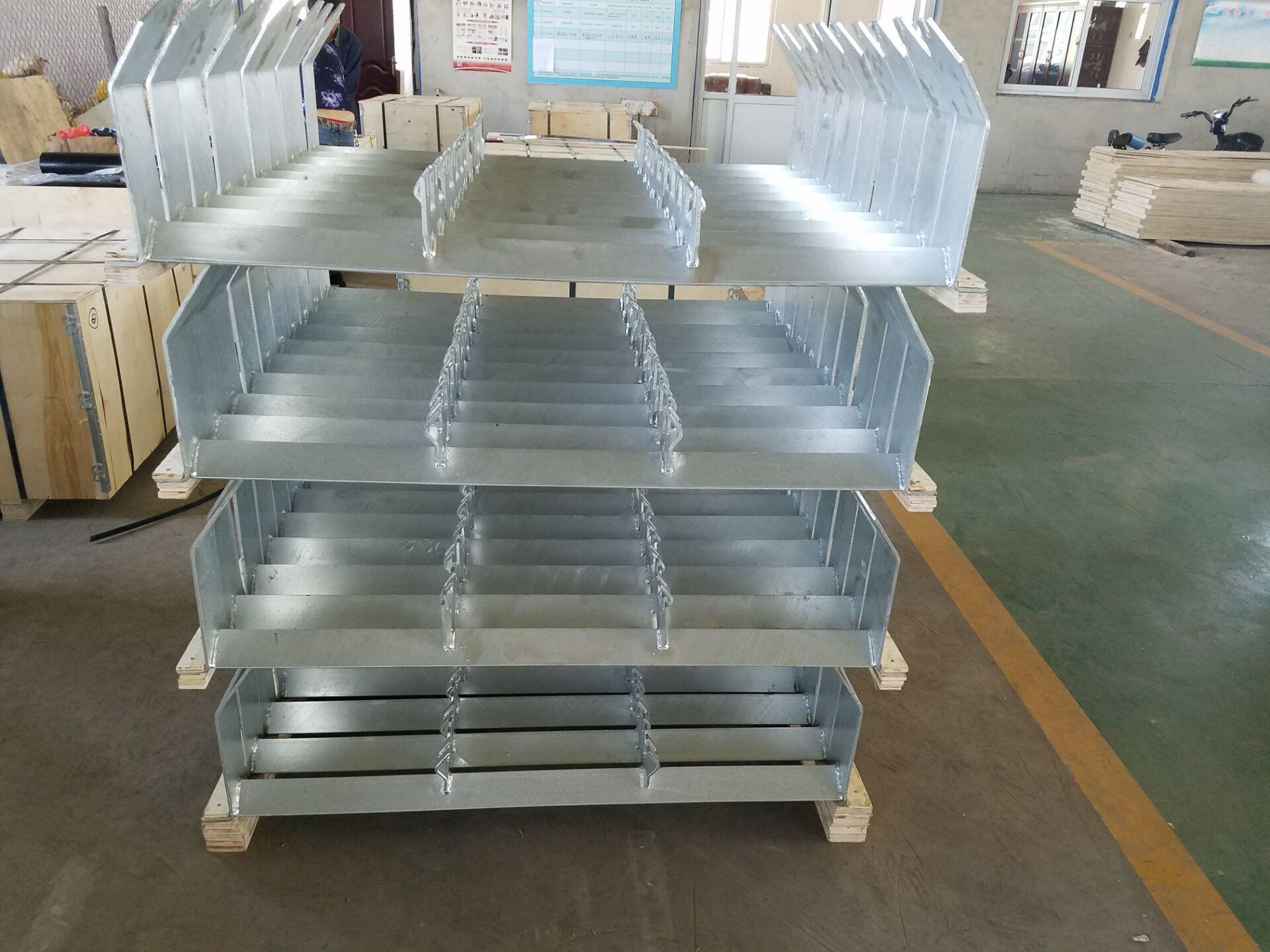 Galvanized frame powder coated frame