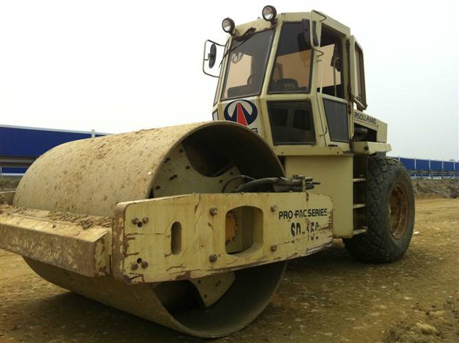 Used ingersoll rand roller sd150d for sale