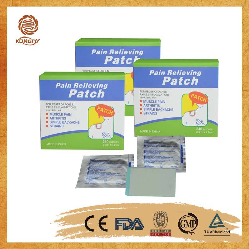 hot & cold pack health care product pain relief patch
