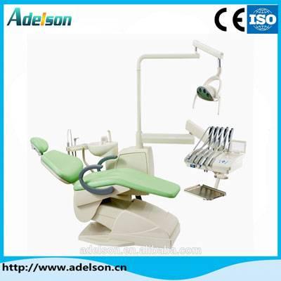 Luxurious Dental Chair Unit With Led Sensor Lamp
