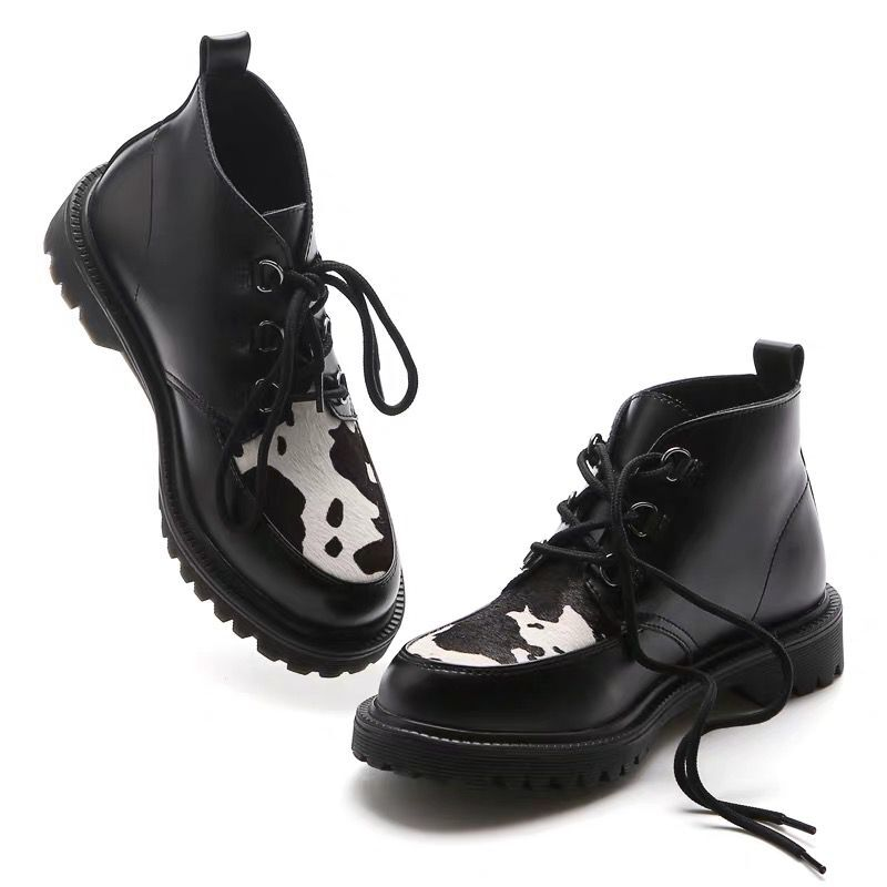 2020 New Martins ankle boots breathable and versatile women's shoes British style