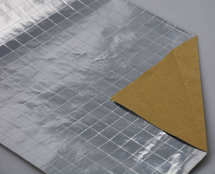 aluminum foil wrapping paper