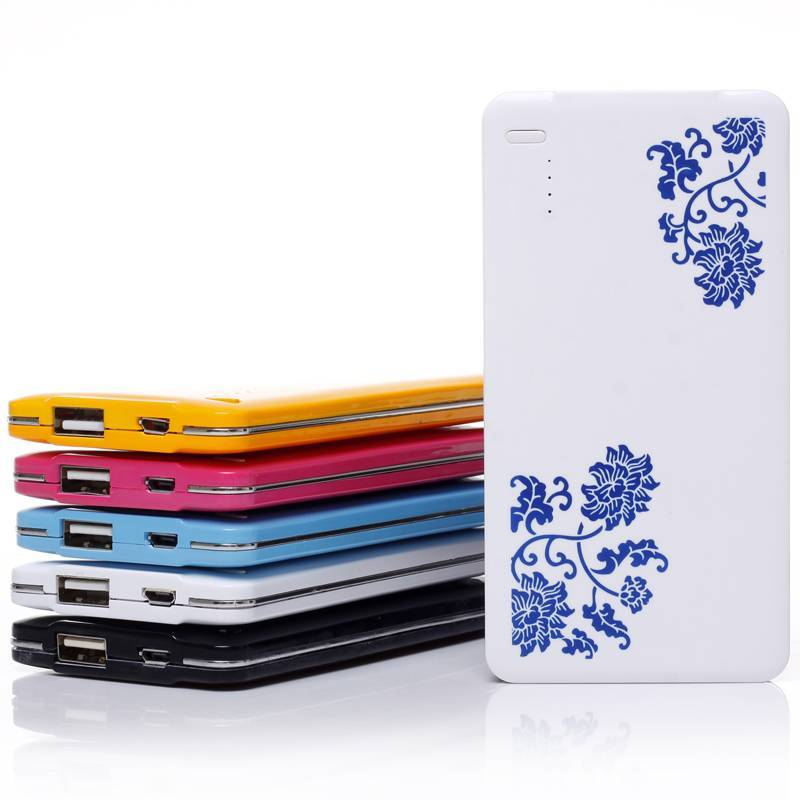 PULLER POWER BANK 4000mAh supler slim li-polymer promotional power bank