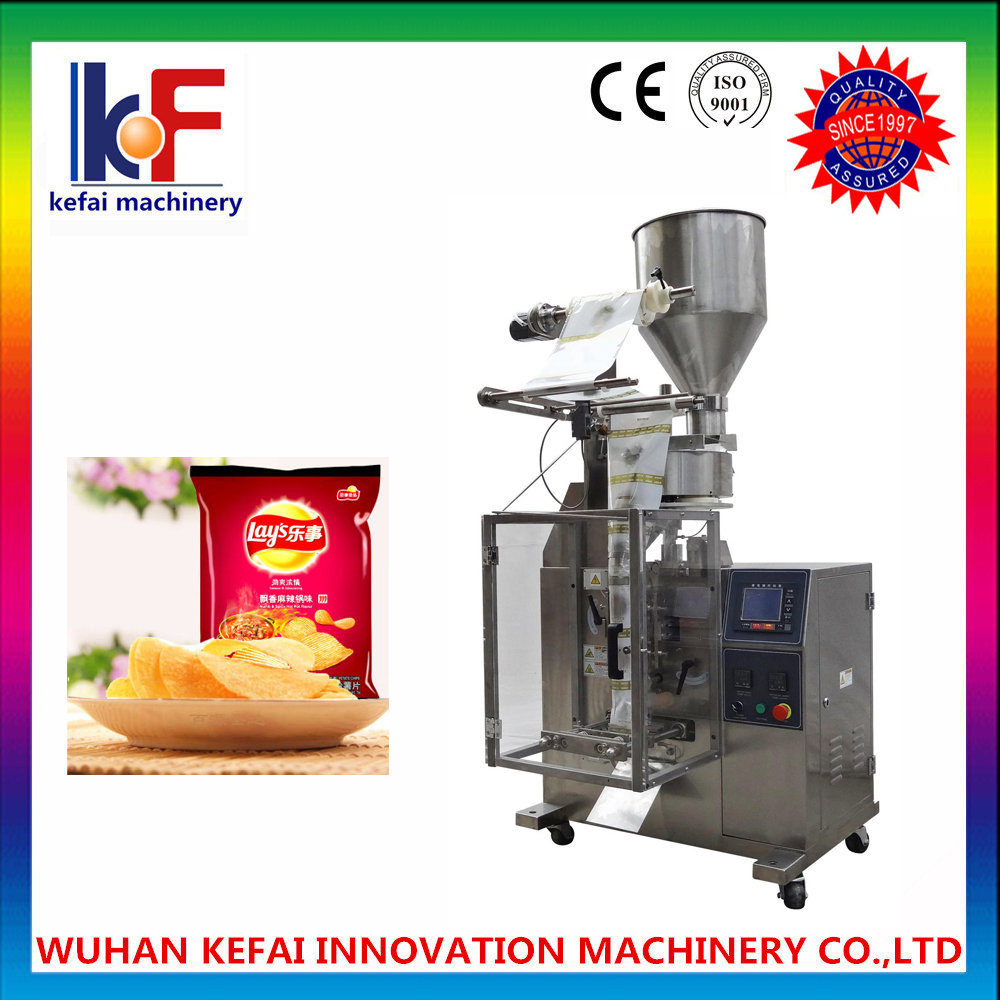 1000G Automatic Granule Packaging Machinery /Sachet Packets Packing Machine