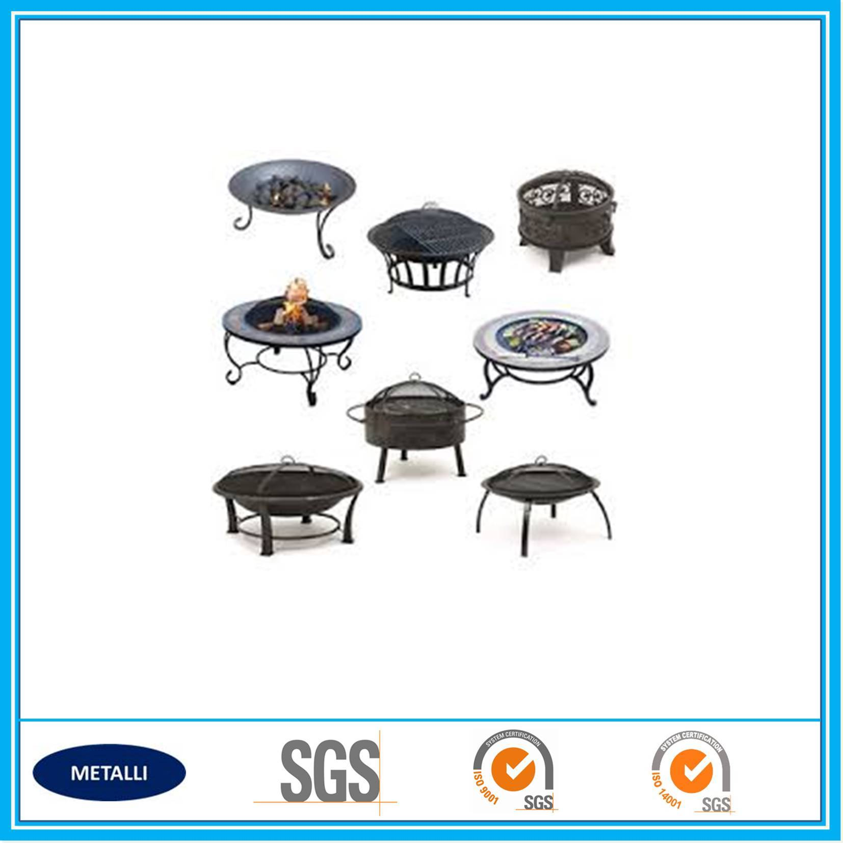 Best selling outdoor fire pit