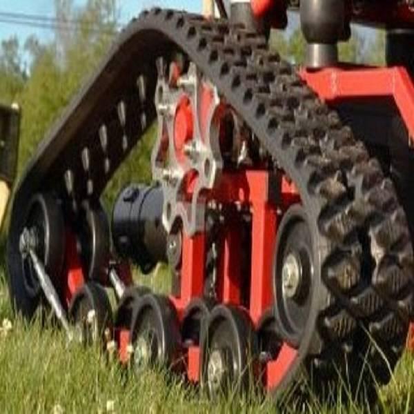 Rubber Tracks For Crawler Excavator