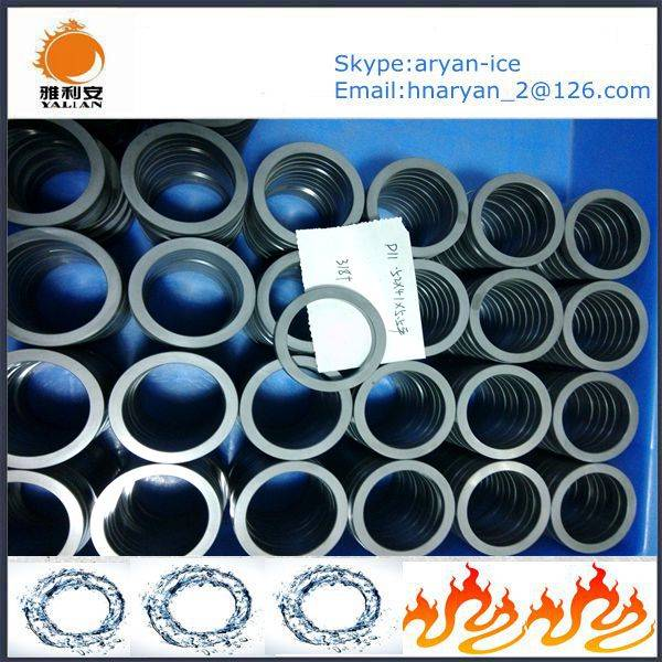 Large quantity with lower price&higher quality silicon carbide ring/tube/sleeve