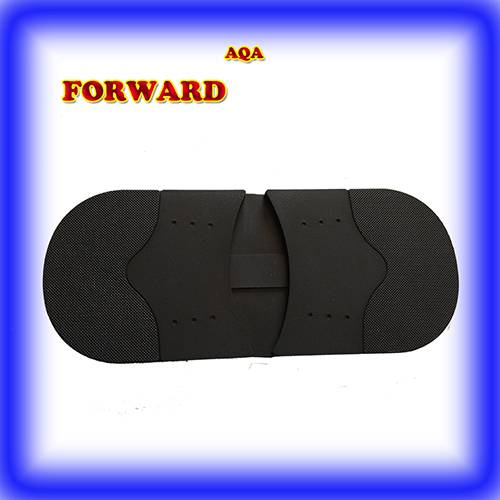China factory of high quality men rubber heels in pairs