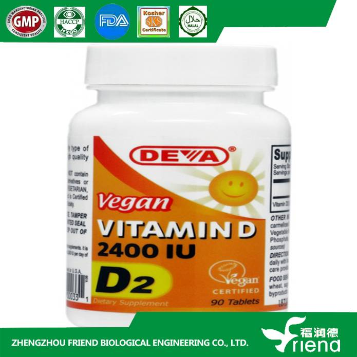 Factory supply   Vitamin D2