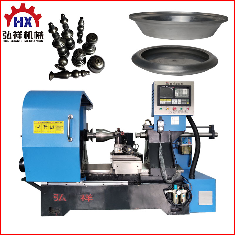 high Quantity CNC metal spinning lathes machine for sale pizza pans