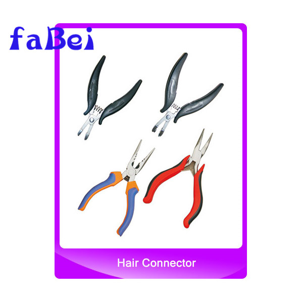 Hair extension tools hair extension pliers for extension hair