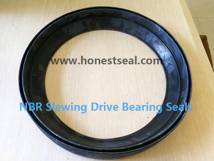 Slewing Drive Bear Seals NBR Seal Ring