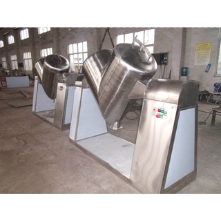 V series V Type High Efficiency Mixing Machine, V-Shape Chemical Mixing Machine