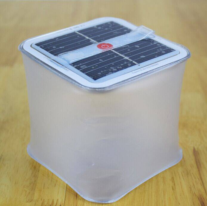 Luminaid Inflatable Waterproof Solar Light