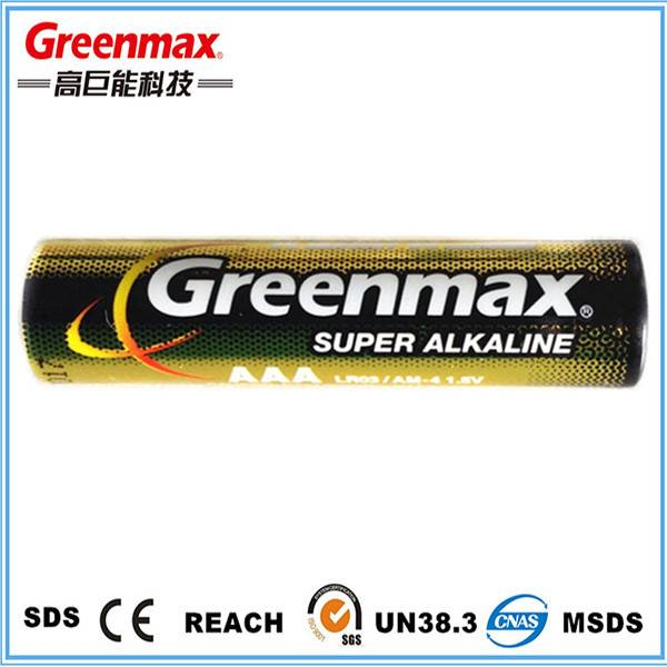High quality good price aaa lr03 am4 alkaline battery