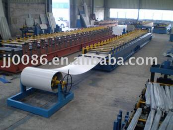 high rib roofing panel roll forming machine