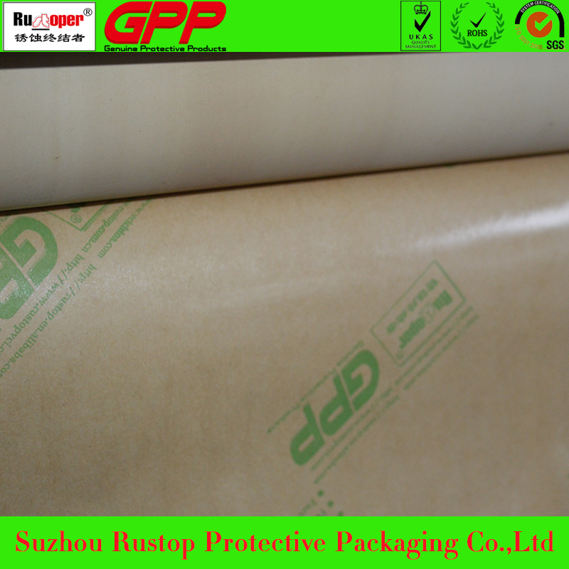 VCI antirust poly coated paper
