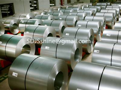Seed Steel S550GD+Z Galvanized Steel Coil in China