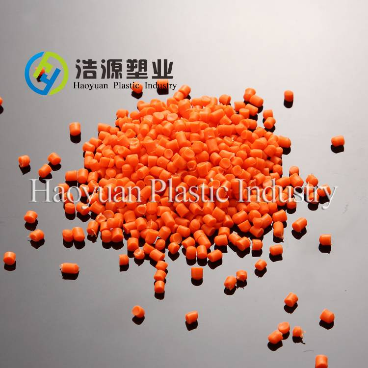 red color pvc granules for shoes and sole