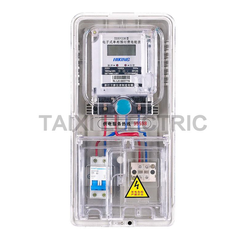 TXH series Plastic Meter Box