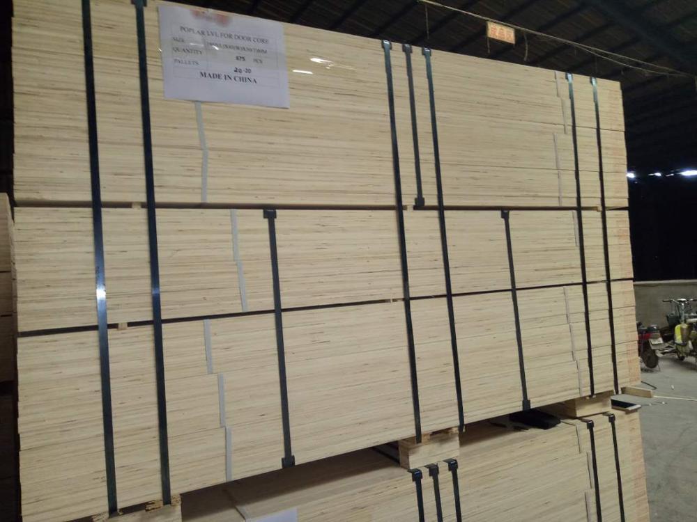 Poplar LVL Plywood Door Core Usage