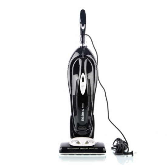 Made In Korea Corded Vacuum Cleaner 2-in-1 SSAKS Floor Care , Powerful Motors