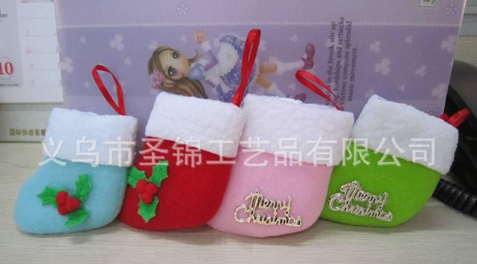 christmas socks  christmas decoration CUDE