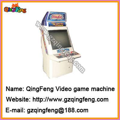 Video games machine