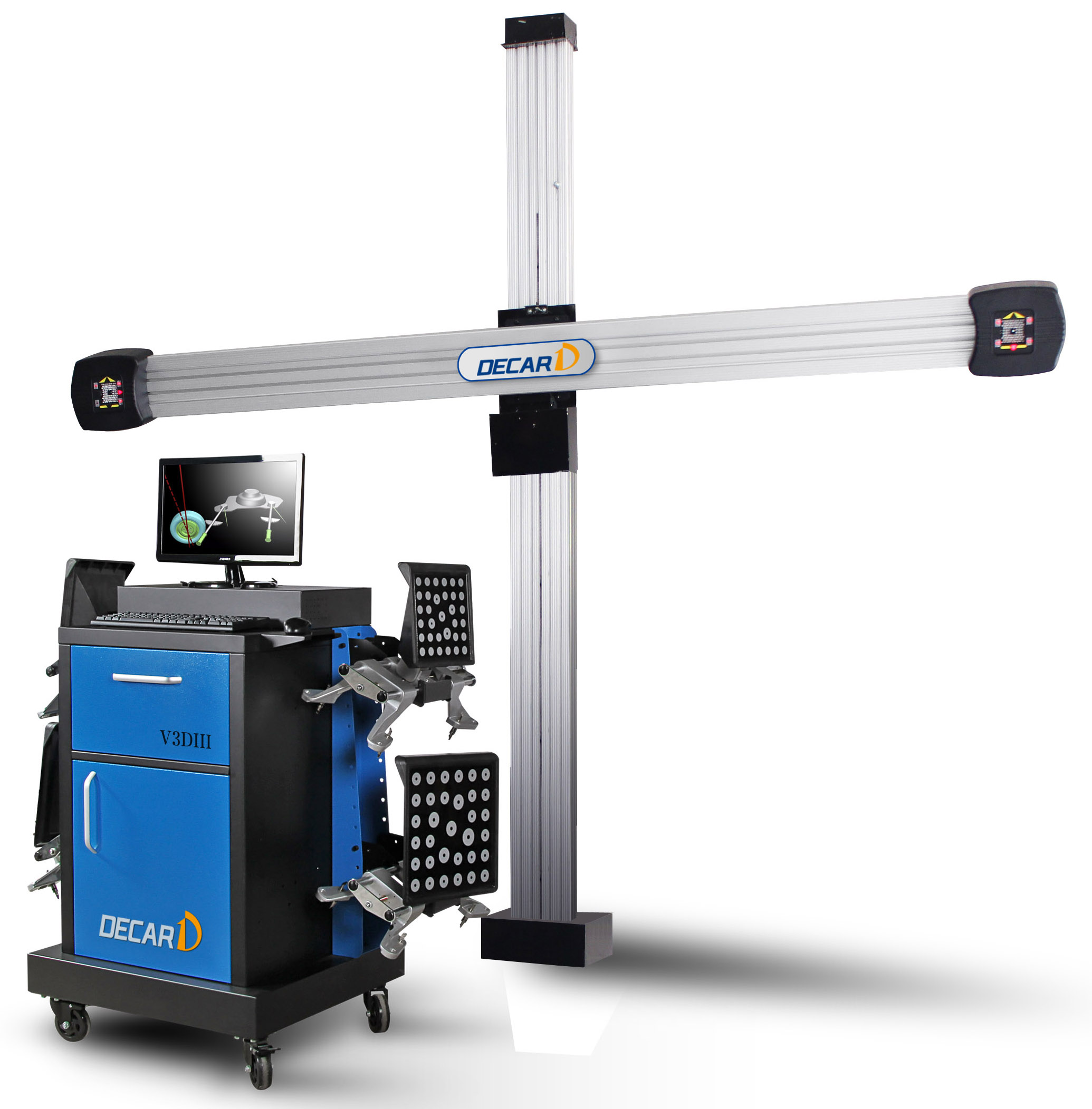 3D wheel alignment machine DK-V3DIII from factory